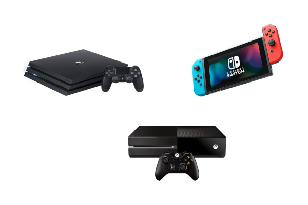 What Console is Used in eSports?