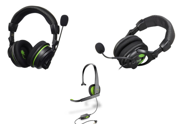 Xbox Live Headset feat